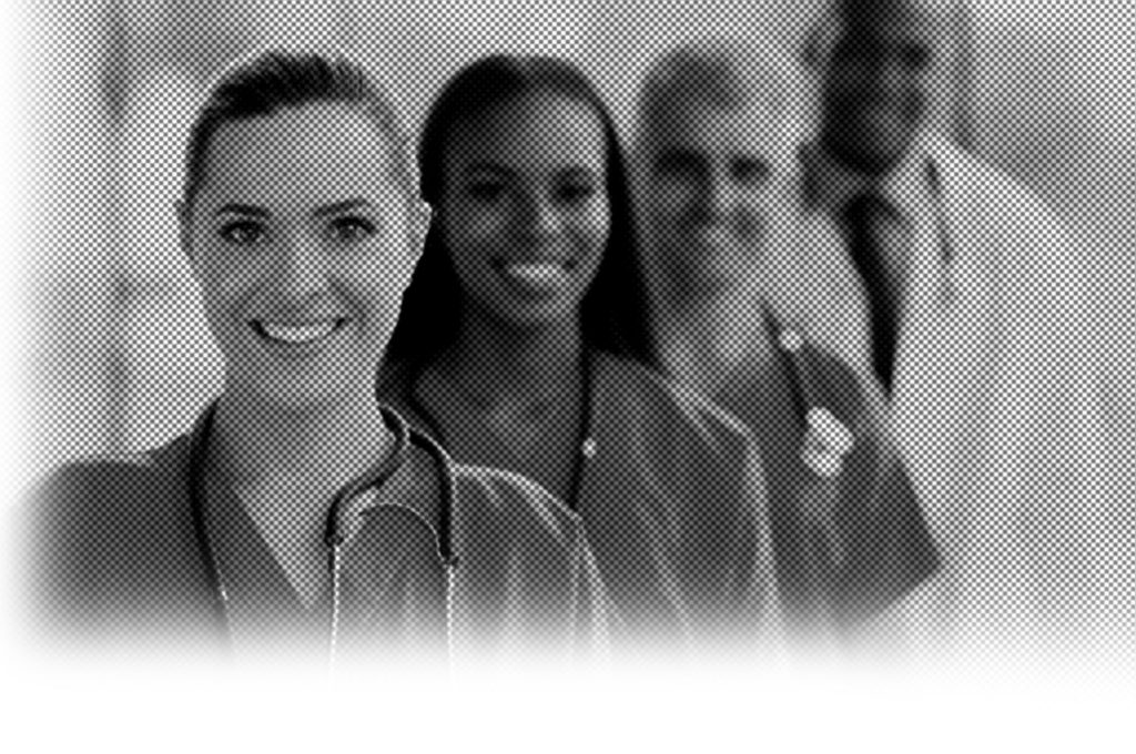 Doctors, nurses, and other medical professionals